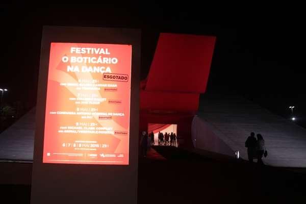 Festival O Boticário na Dança começou com os ingressos esgotados em SP