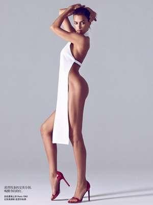 A cuatro meses de haber terminado con el futbolista Cristiano Ronaldo se rumora que la actriz y modelo rusa, Irina Shayk, es la nueva pareja de Bradley Cooper.
