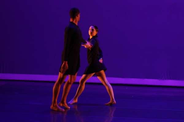 Apresentação da Michael Clark Company no quarto dia do Festival O Boticário na Dança em São Paulo