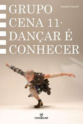 Capa do livro faz uma homenagem à bailarina Gica Alioto, falecida em 2007