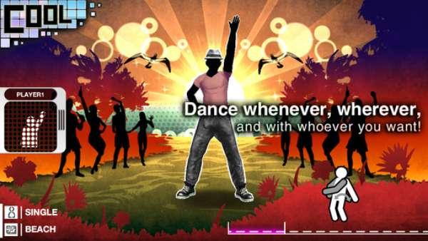 Go Dance é ideal para quem quer se divertir