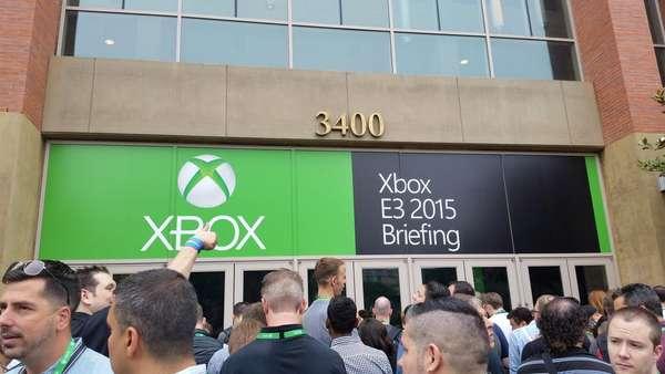 Microsoft tuvo su conferencia previa al E3 en el Galen Center de Los Ángeles, California.