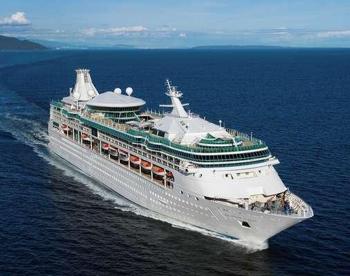 Novidade na temporada brasileira, o Rhapsody of the Seas chega em 5 de dezembro ao Brasil