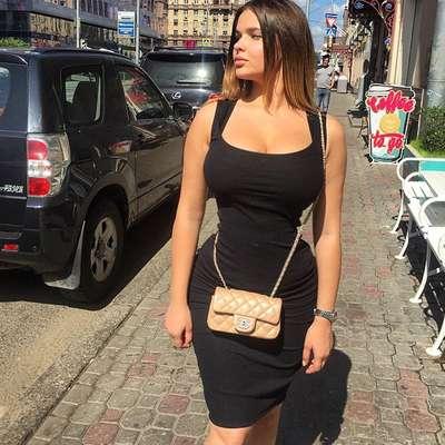 Anastasiya Kvitko Nude Photos 13