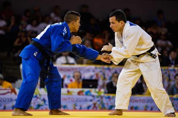 Felipe Kitadai venceu o cubano Yandris Torres Marimon por 3 shidos a 1 e não encontrou nenhuma dificuldade ao longo da luta para garantir uma vaga na final da categoria até 60 kg. Judoca tenta o bicampeonato consecutivo em Jogos Pan-Americanos