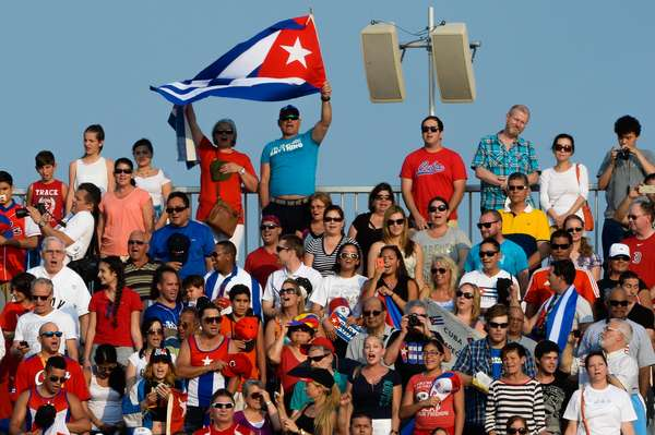Cuba e Estados Unidos fizeram primeiro confronto nos Jogos Pan-Americanos de Toronto