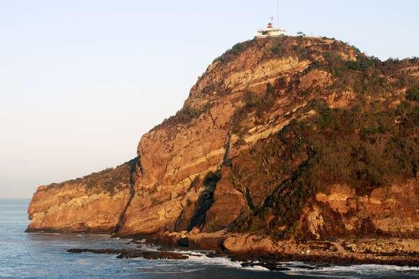 O farol El Faro é um ícone de Mazatlán desde 1879