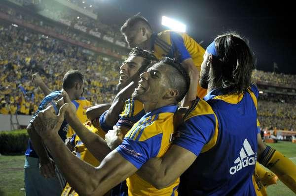 Tigres se classificou pela primeira vez na história à final da Libertadores