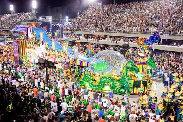 Carnaval do Rio está nas rotas especiais da Celebrity Cruises