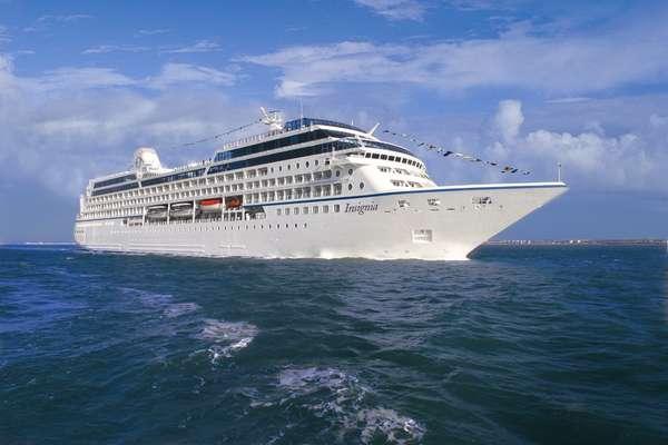Volta ao Mundo mais longa de 2016 será a bordo do Insignia, com 180 dias de duração