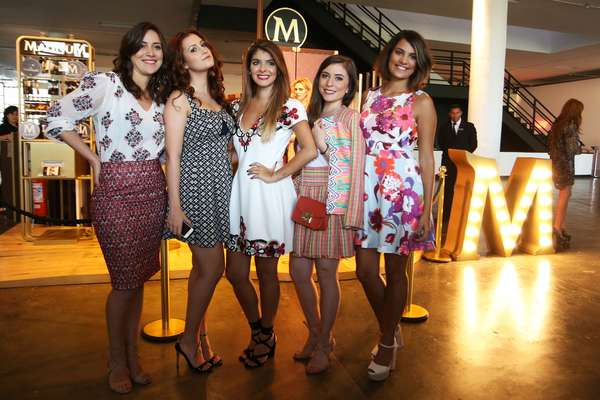 As finalistas do concurso Look Secreto