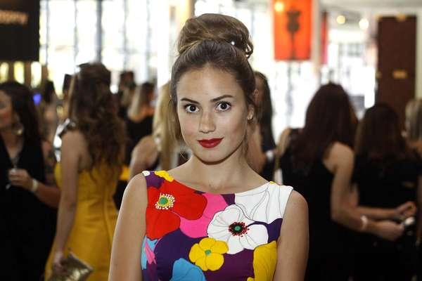 #LookLuminous Bianca Grohmann, atriz