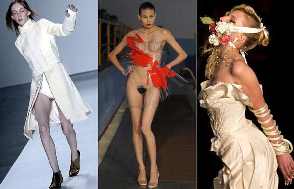 Começa no dia 25 de abril a 41ª edição do São Paulo Fashion Week. Nas passarelas da semana de moda, não faltaram polêmicas, nudez e tombos ao longo dos últimos 20 anos. Relembre alguns fatos marcantes na galeria de fotos!