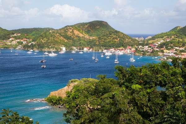 Fort-de-France é porto de partida de cruzeiros pelo Caribe com aéreo do Brasil