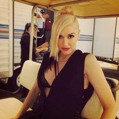 Afastada da banda No Doubt há algum tempo, a bela Gwen Stefani está cada vez mais focada em sua carreira solo e no trabalho como jurada técnica do The Voice EUA