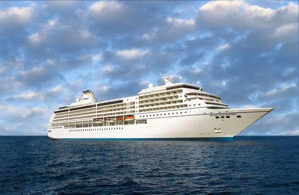 Seven Seas Mariner - O navio da Regent Seven Seas é considerado um dos mais luxuosos navios de cruzeiro do mundo. Inaugurado em 2001, quebrou paradigmas na época por ser o primeiro só com suítes de varanda. Com capacidade para 700 hóspedes, oferece tudo incluso na tarifa, desde alimentação até bebidas, mini bar na cabine, atividades a bordo e excursões
