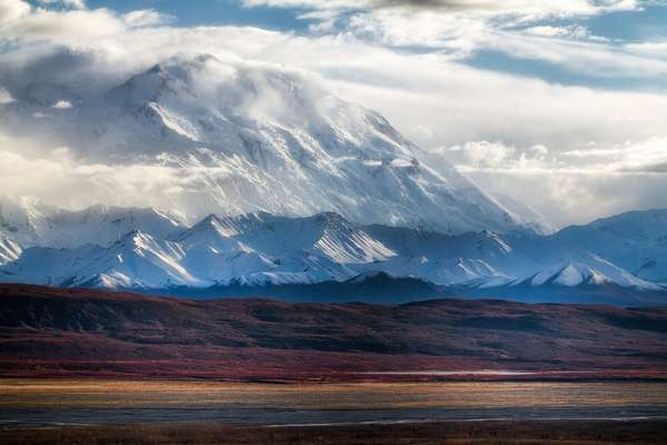 Tours no Alasca mostram além dos fiordes