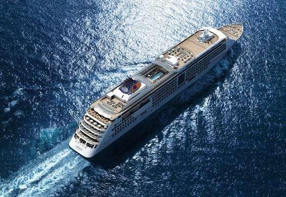 Passageiros do Europa 2 escolherão itinerário de cruzeiro entre Turquia e Grécia