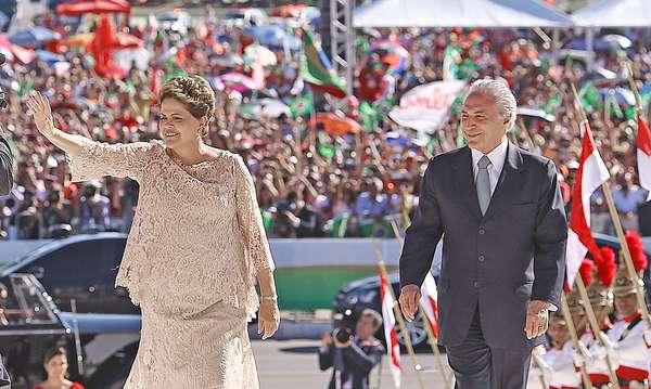 Relembre em fotos momentos do 2º mandato do governo Dilma