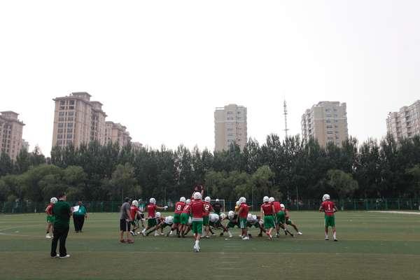 Práctica de la Selección mexicana previo a su debut en el Campeonato Mundial U19
