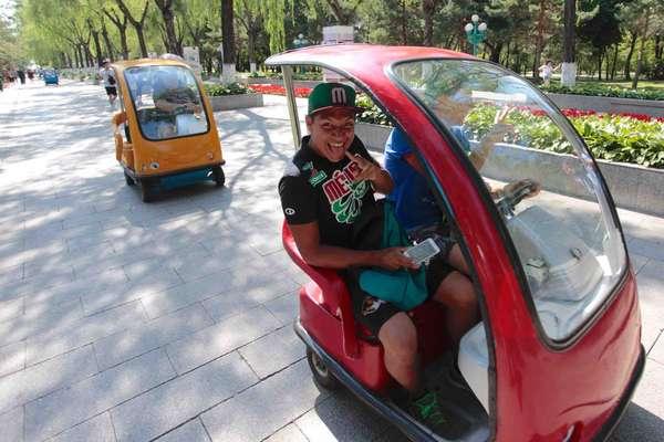 City tour de la Selección mexicana por