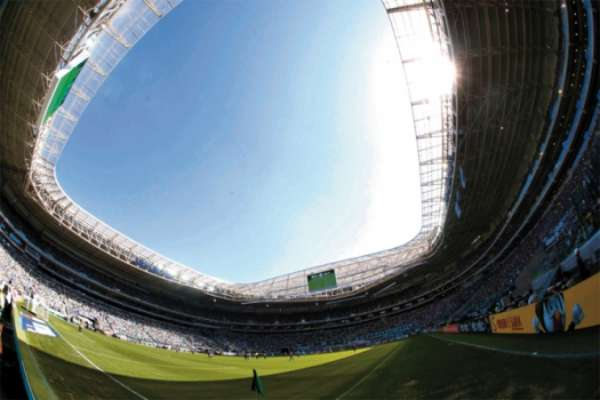Allianz Parque tem média de público de 32 mil pessoas no Brasileiro