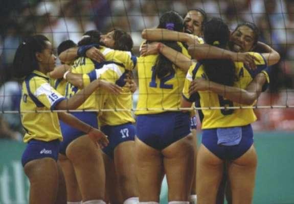 Volei feminino - Atlanta 1996