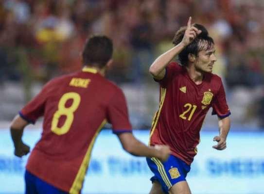 Resultado de imagem para Espanha x Liechtenstein