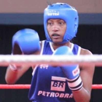 Érica Matos começou a lutar boxe em 2005. Foi bicampeã brasileira e tetracampeã no Pan-Americano da modalidade