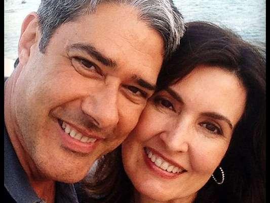 William Bonner e Fátima Bernardes, após o anúncio da separação em 29 de agosto de 2016, entram em nova fase comum aos divórcios: a partilha dos bens