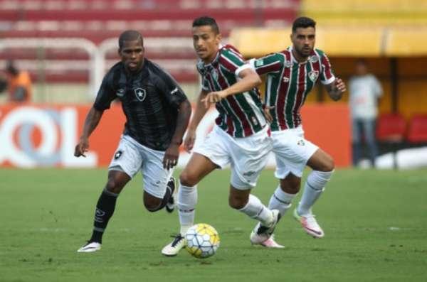 Resultado de imagem para Botafogo x Fluminense