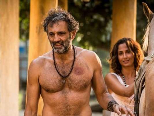 O ator Domingos Montagner desapareceu no rio São Francisco na tarde desta quinta-feira, 15 de setembro de 2016