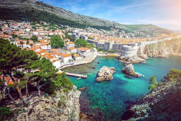 Não tem como não se apaixonar pelos contrastes da Croácia