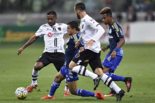 Botafogo-PB x Palmeiras