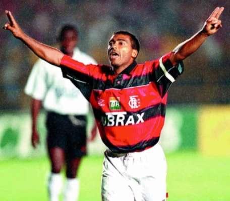 1º. Romário: 36 gols