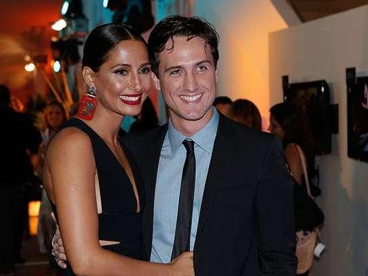 Igor Angelkorte, namorado de Camila Pitanga, se muda para casa da atriz