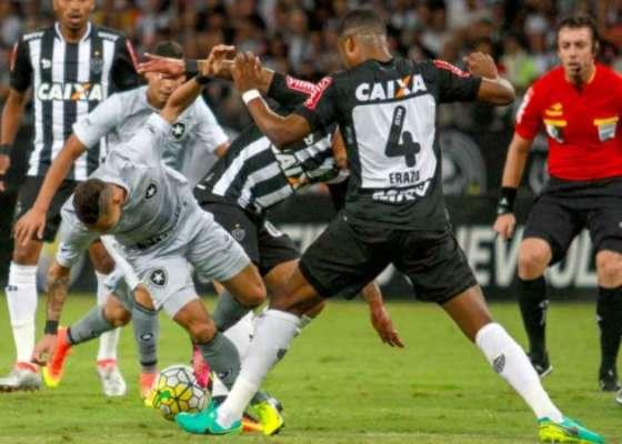 Assistir Botafogo x Atlético-MG ao vivo 16/10/2016