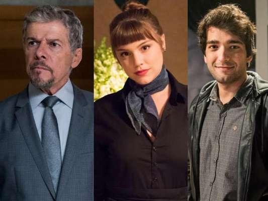 Nos próximos capítulos da novela 'A Lei do Amor', em novembro de 2016, Tião (José Mayer) vai encomendar o assassinato de Isabela (Alice Wegmann)