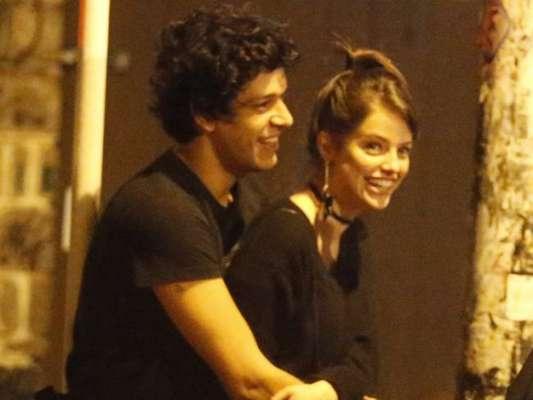 Agatha Moreira prefere manter relacionamento discreto com Pedro Lamin