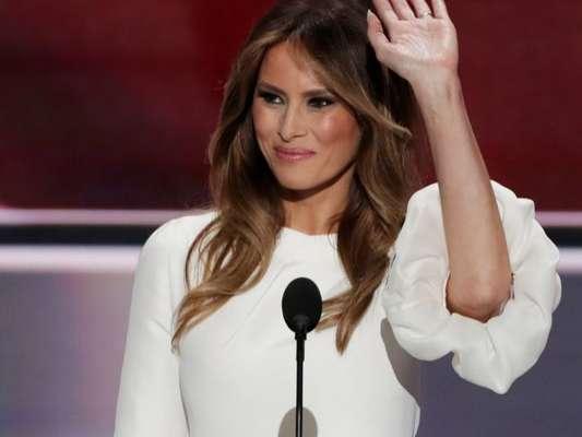 A ex-modelo eslovena Melania Trump é a próxima primeira-dama dos EUA