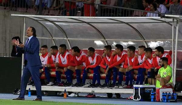 Chile vs Uruguay: 3-1