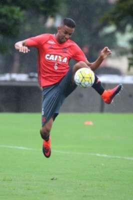 Jorge é uma das principais peças do Flamengo (Gilvan de Souza / Divulgação / Flamengo)