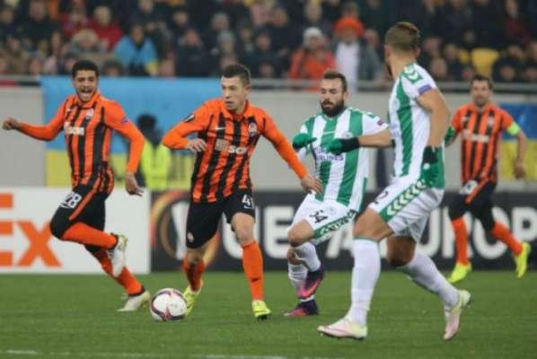 Shakhtar Donetsk x Konyaspor