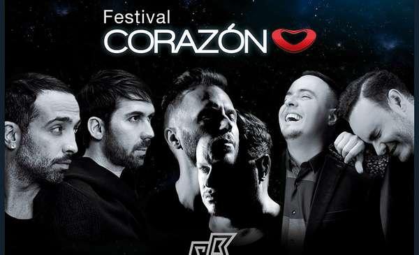 Camila, Sin Bandera y Río Roma en Festival Corazón - Martes 14 de febrero (Jockey Club, Surco). Más info: https://goo.gl/ZIGtN5