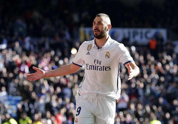 Las mejores imágenes del Real Madrid - Granada