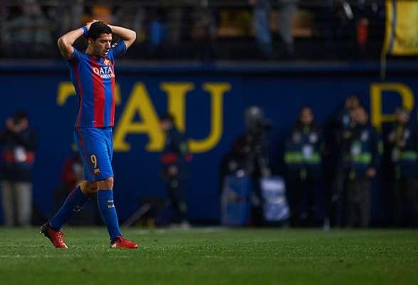Las mejores imágenes del Villarreal vs FC Barcelona