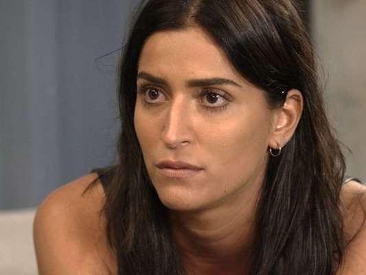 Carolina (Maria Joana) decide se vingar de Cesar (Rafael Cardoso), na novela 'Sol Nascente', a partir de 10 de janeiro de 2017