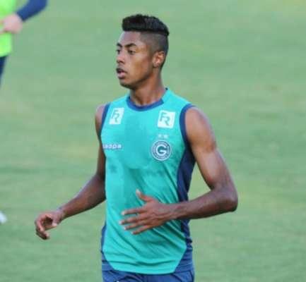 Bruno Henrique se destacou no Goiás