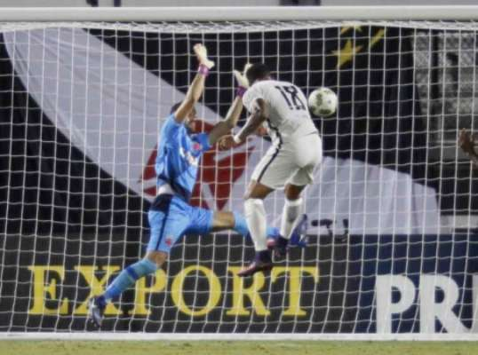 Corinthians 4x1 Vasco