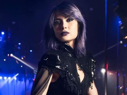 Maria Casadevall também estará no ar de cabelos roxos na série 'Vade Retro', que estreia no primeiro semestre de 2017